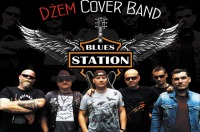 Logo Dżem Cover Band Blues Station
