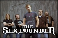 Logo The Sixpounder