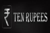 Logo Ten Rupees