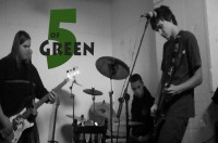 Logo Five of Green