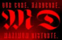 Logo Maximum Distorte