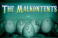 Logo The Malkontents