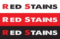 Logo Red Stains