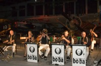 Logo Boba Jazz Band