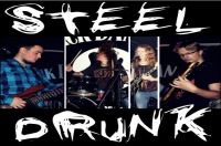 Logo Steel Drunk