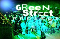 Logo GreenStreet Project.