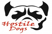 Logo HostileDogs