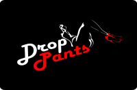 Logo Drop Pants
