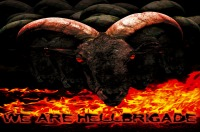 Logo We Are HellBrigade