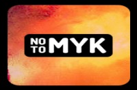Logo No to Myk!