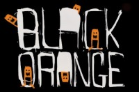 Logo Black Orange