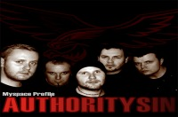 Logo Authority Sin