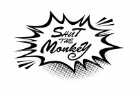 Logo Shut the Monkey