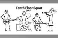 Logo Tenth Floor Squot