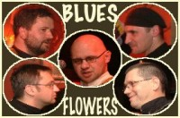 Logo BLUES FLOWERS