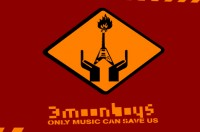Logo 3moonboys