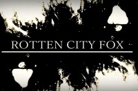 Logo Rotten City Fox