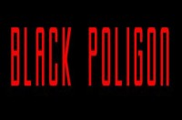 Logo Black Poligon