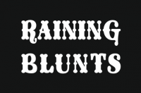 Logo Raining Blunts