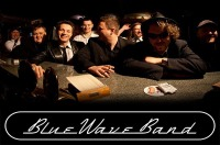 Logo Blue Wave Band