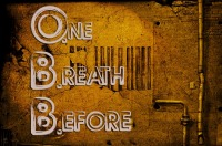 Logo One Breath Before