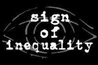 Logo Sign Of Inequality