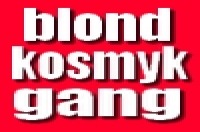 Logo Blond Kosmyk Gang