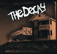 THE DECAY (punk rock)  płyta: This Month's Rent