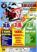 Wake Up and Live  - music festival