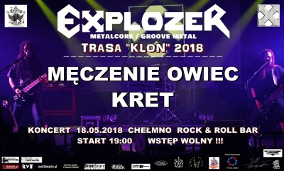 18 maja 2018, Chełmno, Rock & Roll Bar